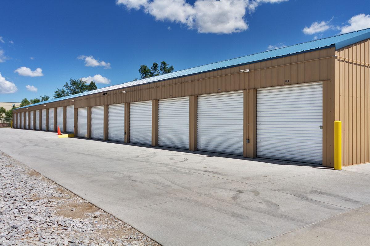Bon Secure Storage Lincoln NE, Lincoln Self Storage Units